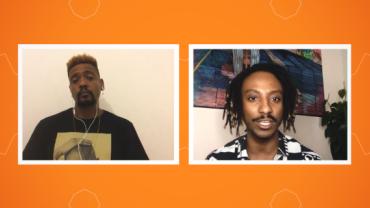 Alberto Pereira Jr entrevista o rapper Edi Rock no primeiro Trace de 2021