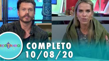 Tricotando (10/08/2020)   Completo