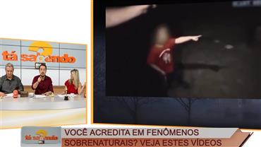 """""""Tá Sabendo?"""": assista na íntegra ao programa do dia 27/08"""