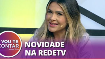 Cantora Mila, do hit 'Tudo OK', fala do desafio de comandar programa na TV