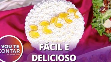 Receita de bolo de laranja com massa fofinha e saborosa: aprenda a fazer!