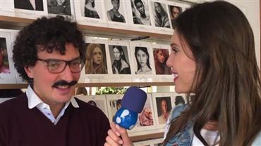 Júlia Pereira conversa com agente internacional sobre carreira de modelo