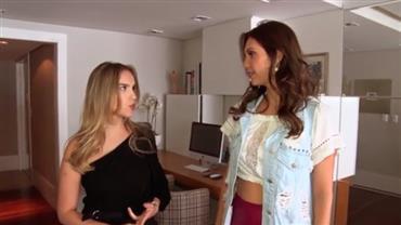 Júlia Pereira conversa sobre tendências de moda com Martina Ritter