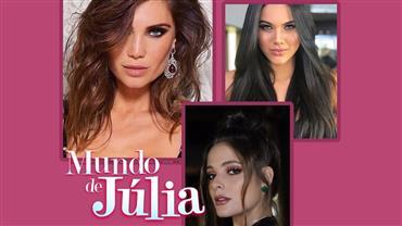 Musas do Instagram contam seus segredos no Mundo de Júlia