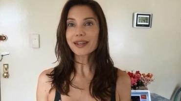 Júlia Pereira mostra todos os apartamentos onde morou em Nova York