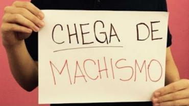 Tabu Rosa: liberte-se homem. Chega de machismo!