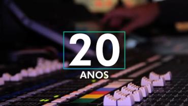 Evoluindo com você: RedeTV! comemora 20 anos de história
