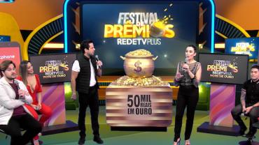 Festival de Prêmios RedeTV! (05/07/2019) | Completo