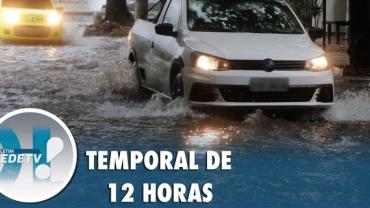 Forte chuva provoca sete mortes e deixa 20 pessoas desaparecidas em SC