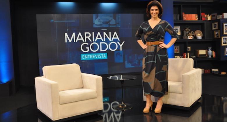 Mariana Godoy Entrevista recebe Rita Lobo e Alirio Netto - RedeTV!