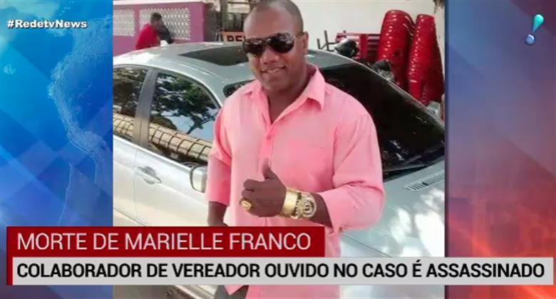 Colaborador de vereador ouvido no caso Marielle é assassinado ... 95b1ca6dade0e
