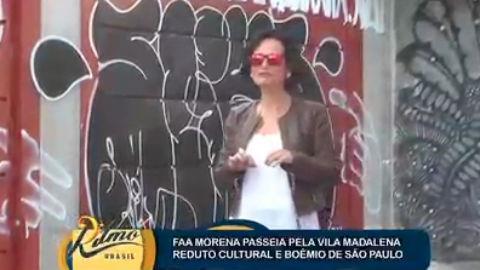 Ritmo Brasil abre espa�o para a Vila Madalena