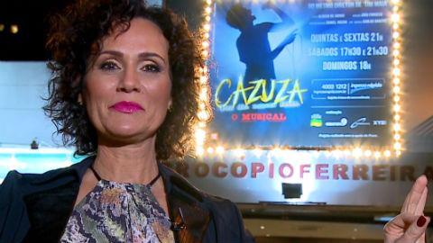 Faa Morena revela bastidores de musical em homenagem a Cazuza