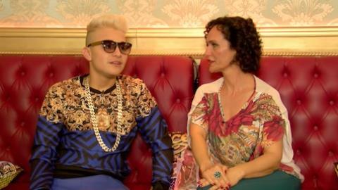 'Me afastei de muita gente por causa da fama', diz Mc Gui