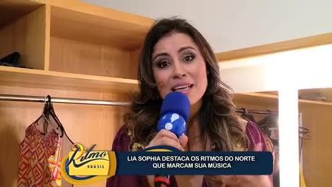 Lia Sophia fala de seu mais novo disco