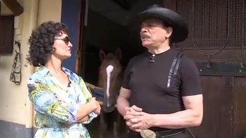 Por paix�o aos animais, Eduardo Ara�jo conta que estudou veterin�ria