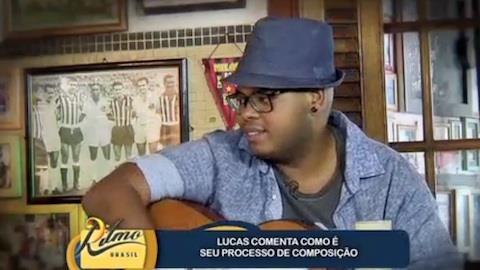 Lucas Morato diz se � inspirado nas 'dores de amor' para compor
