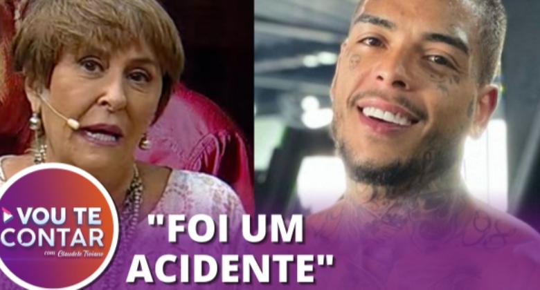 Sensitiva Marcia Fernandes pede orações para espírito de MC Kevin | RedeTV! - Vou te contar RedeTV!